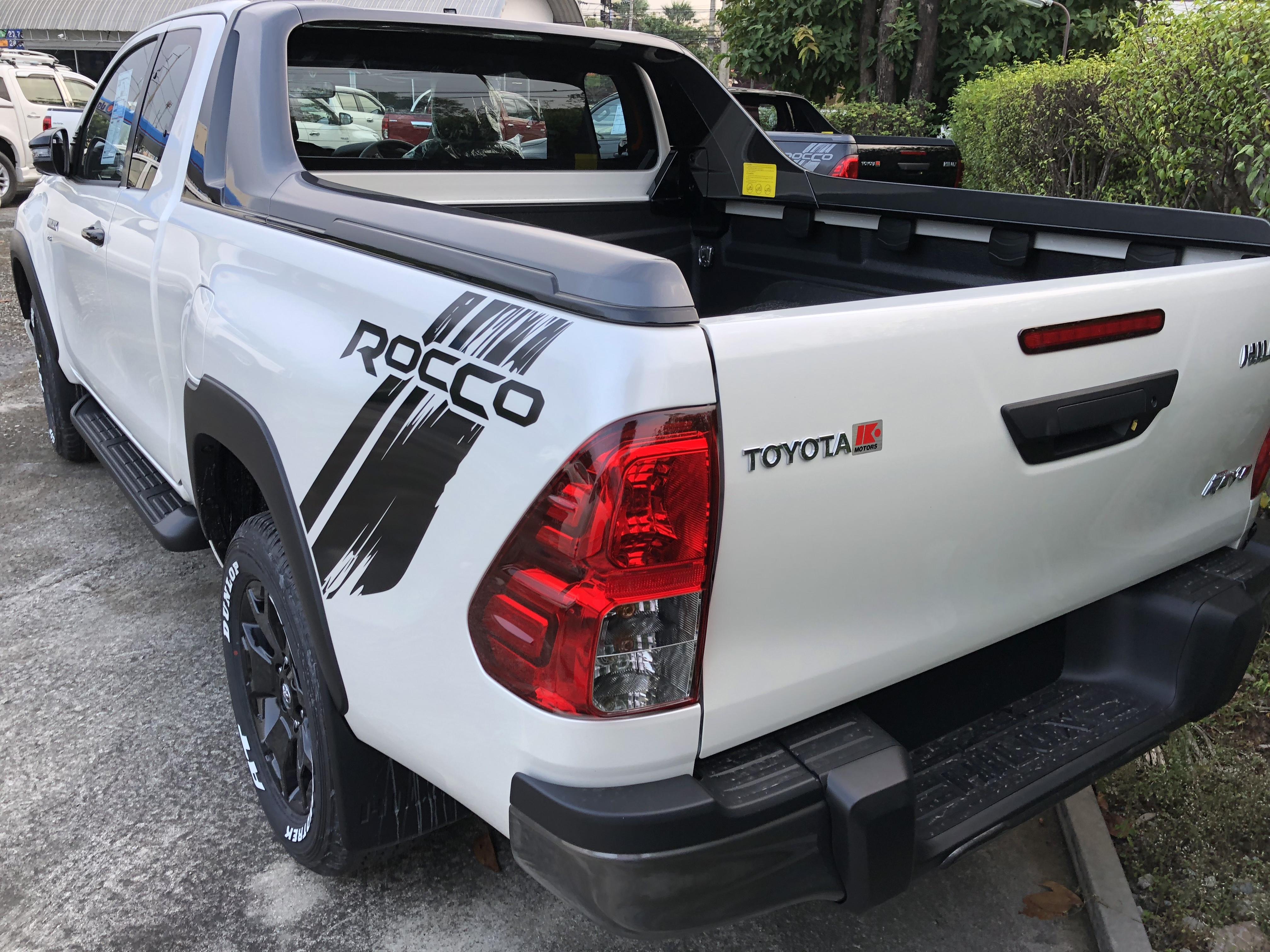 Toyota Hilux Revo Rocco Smart Cab 4x4