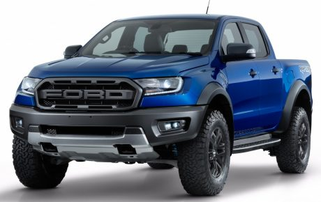 Ford Ranger Raptor 2018-19 Export
