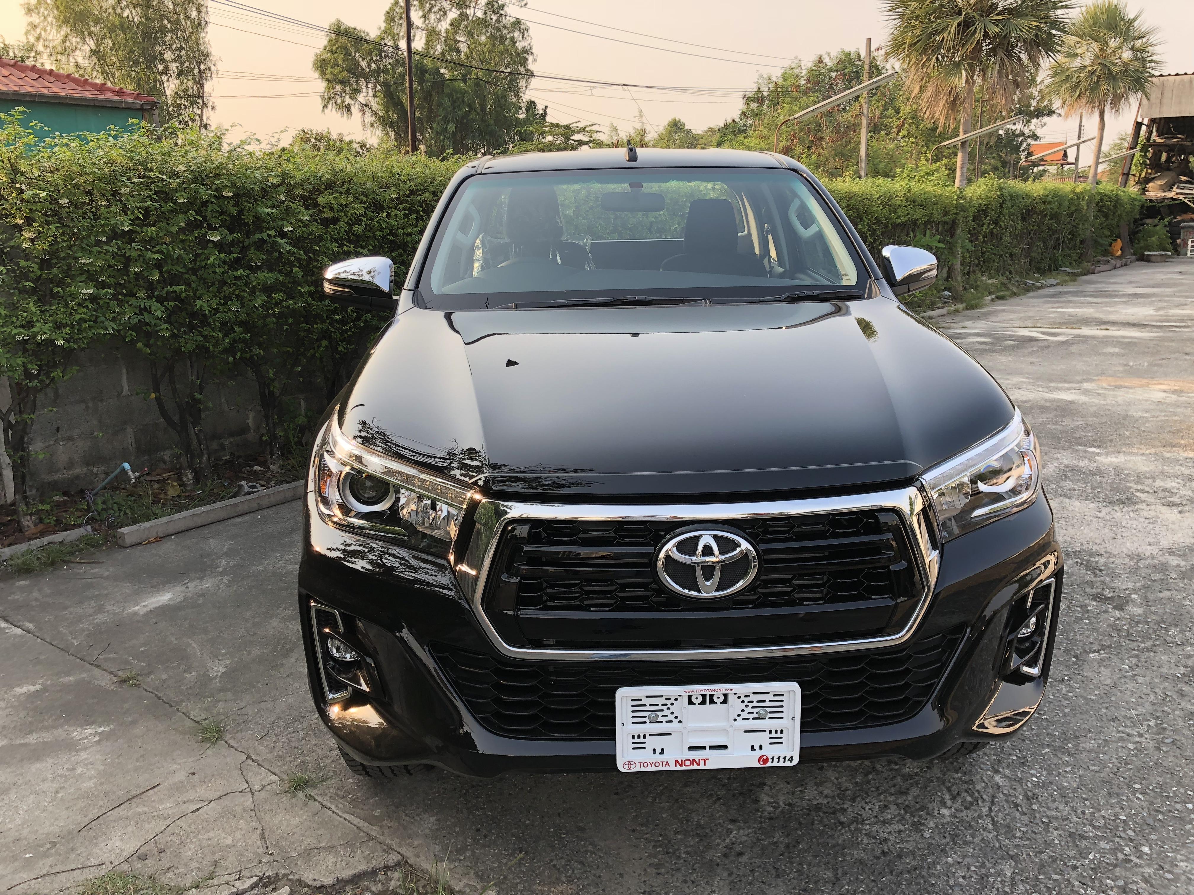 Toyota Hilux Revo 2018 Smart Cab 4x4 2 4 E