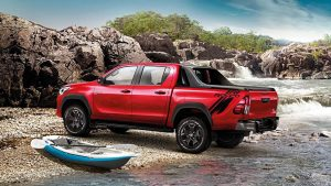 Toyota Hilux Revo Rocco Double Cab pictures Specs Specification Export