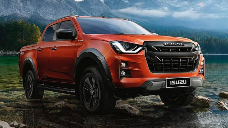 All New Isuzu D-MAX 2020 4x4 Double Cab Vcross Exporter All New 2021 Isuzu MU-X facelift export,