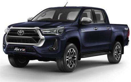 Toyota Hilux Revo Rocco 2020 2021 Double Cab pictures Specs Specification Export