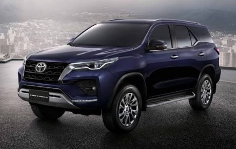 All New Facelift Toyota Fortuner 2020 2021 Export Pictures Specifications