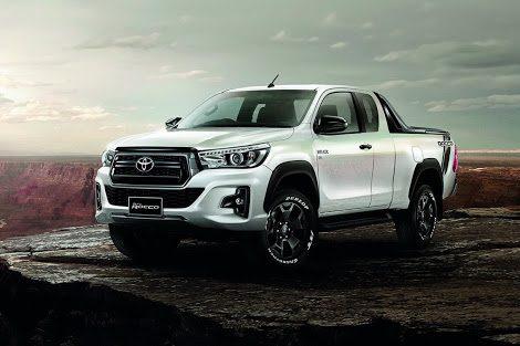 previous next & Toyota hilux revo rocco smart cab 2018 | Trust Motors-Toyota Hilux ...