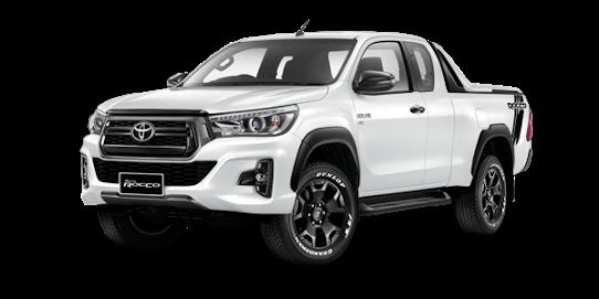 Toyota hilux revo rocco smart cab 2.8G M/T 2019 | Trust ...