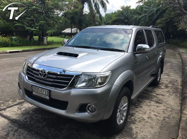 Best Price Car Dealer >> Toyota Hilux Vigo champ double cab | Trust Motors-2020 ...