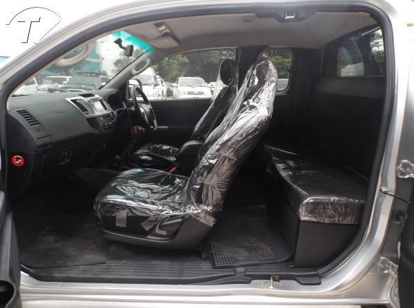Toyota Hilux Vigo Champ Smart Cab Prerunner Trust Motors
