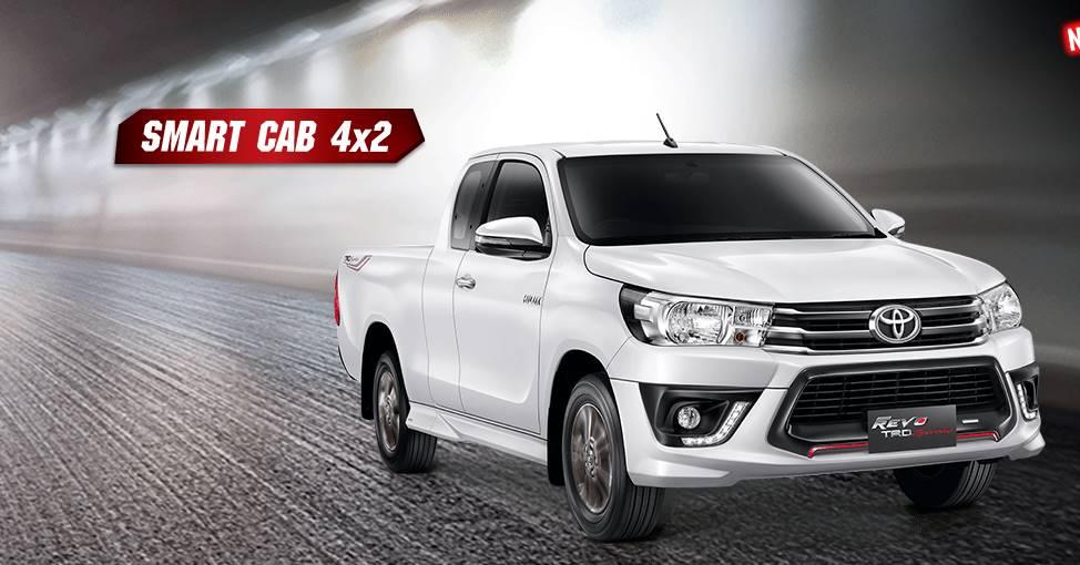 Nissan Diesel Truck >> Toyota Hilux Revo 2019 Smart cab 4x4 Export Exporter ...