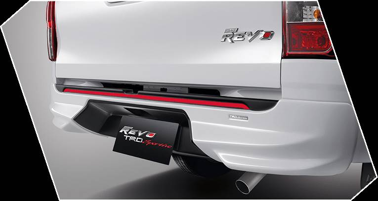 All American Cab >> Toyota Hilux Revo 2018 Smart cab 4x4 | Trust Motors-Toyota Hilux Revo Thailand Rocco 2018-19 ...