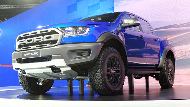 Ford Ranger Raptor 2 0l 4x4 2019 Export Trust Motors