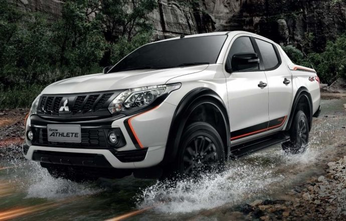 Best Price Car Dealer >> 2019 Mitsubishi L200 Triton Athlete Double Cab Exporters ...