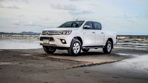 Prerunner For Sale >> Toyota Hilux Revo 2019 Petrol Double cab 2.7 2700cc | Trust Motors-Toyota Hilux Revo 2019 Rocco ...