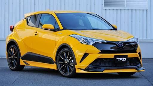 2019 2020 Toyota Suv C Hr 1800 Cc Petrol Hybrid Exporter