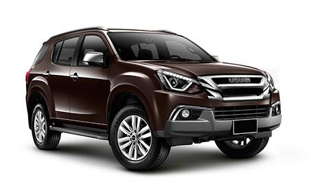 New Isuzu Mu X 2019 Export Exporter Trust Motors 2020