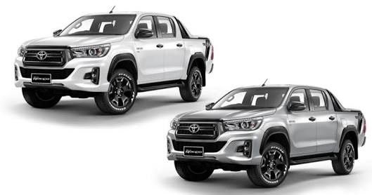 Toyota Hilux Revo 2015 2016 2017 2018 New And Used Export ...
