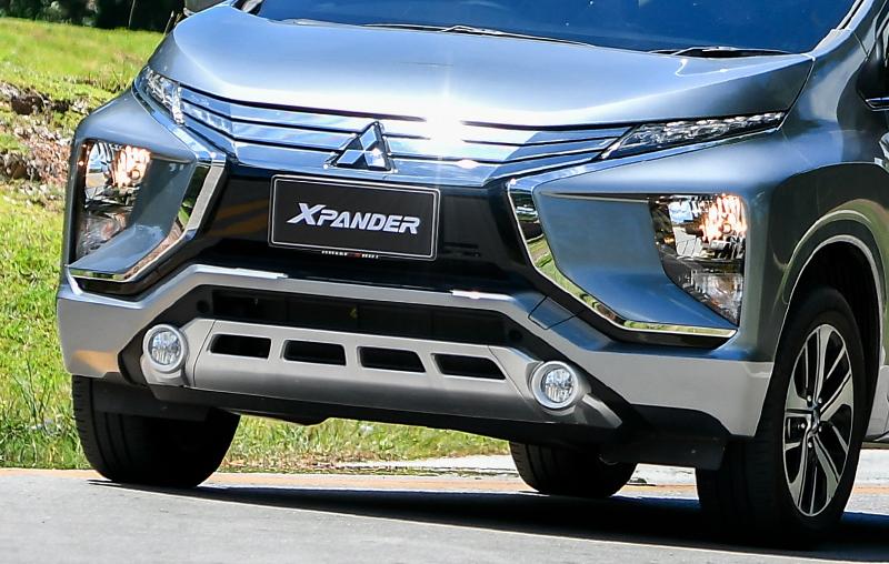 All New Mitsubishi Xpander SUV Export Exporter   Trust ...