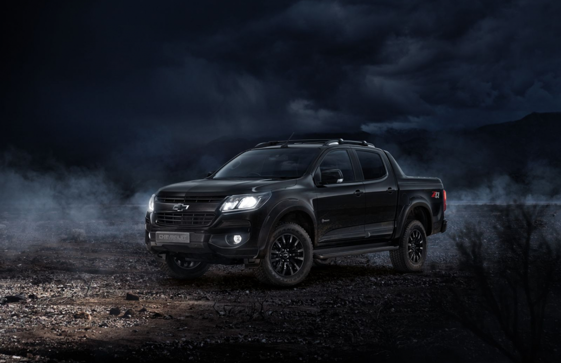 Chevrolet Colorado Midnight Edition 2019-20 Double Cab ...