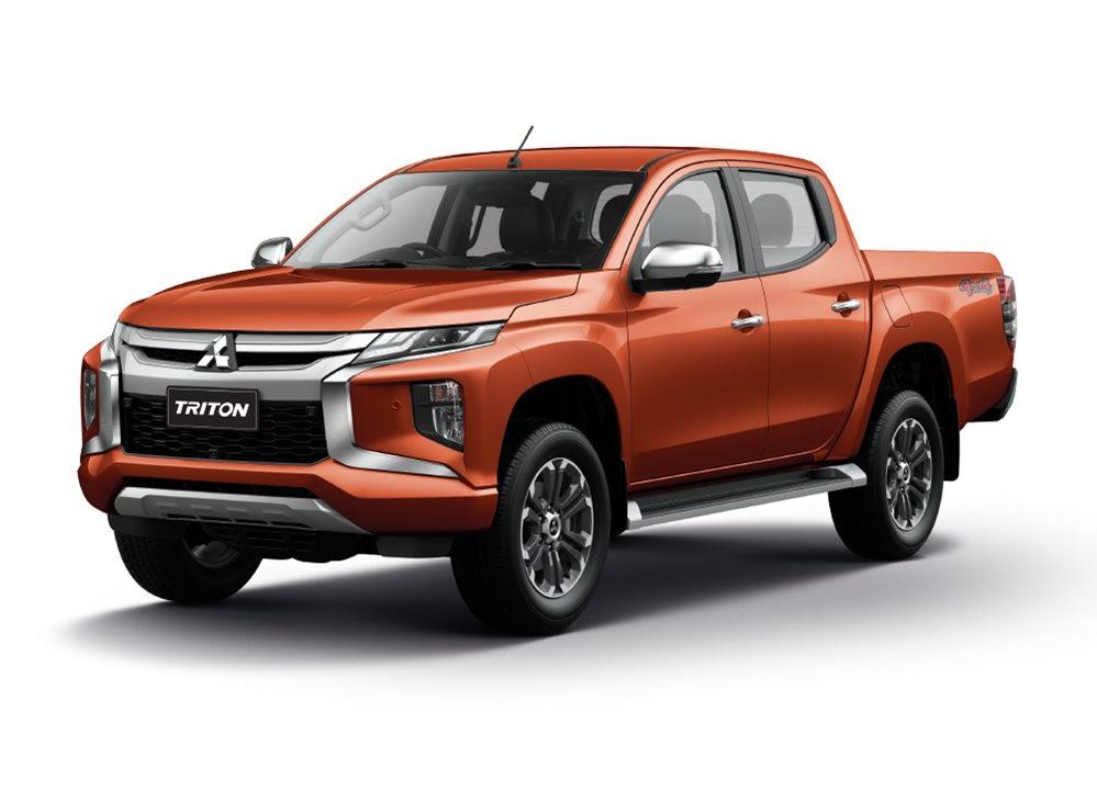 All New Mitsubishi Triton L200 2019 20 Double Smart