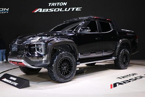 Mitsubishi Triton absolute export exporter, triton ...