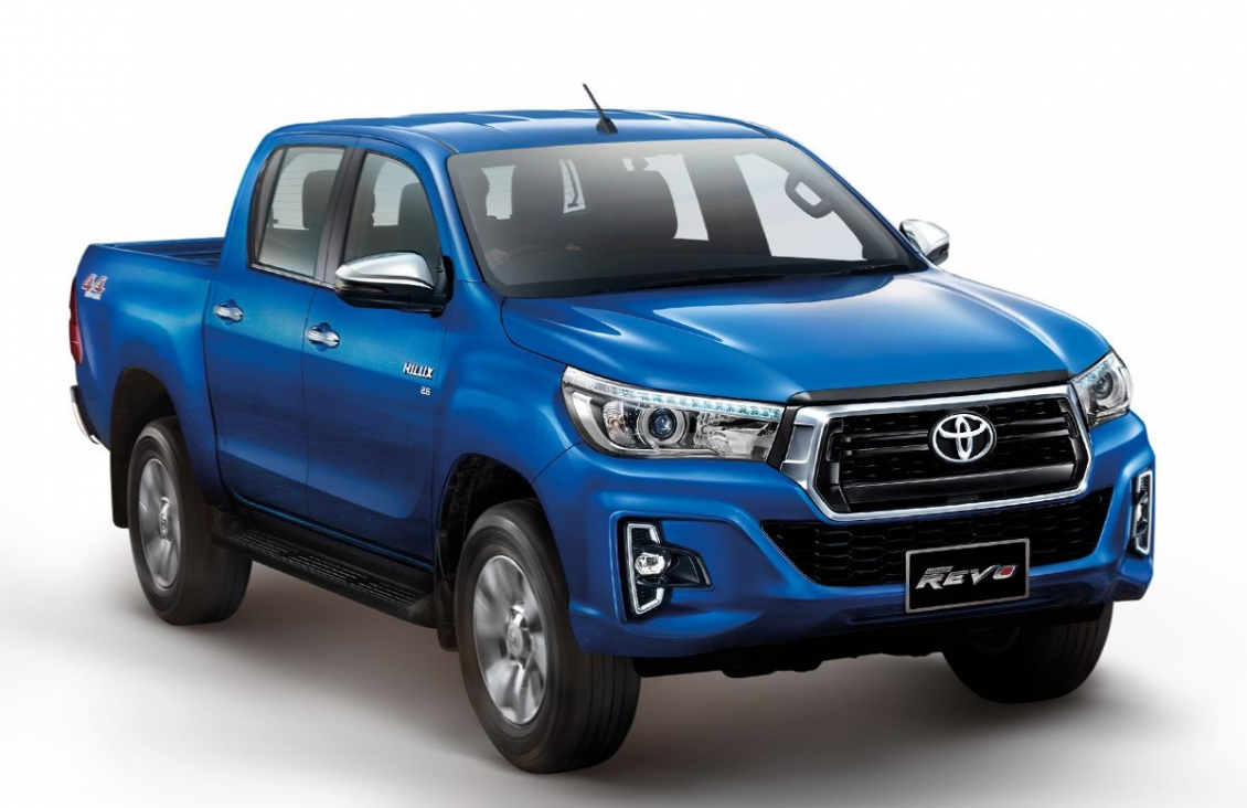 Toyota Hilux Revo Double Cabin 4x4 Auto And Manual