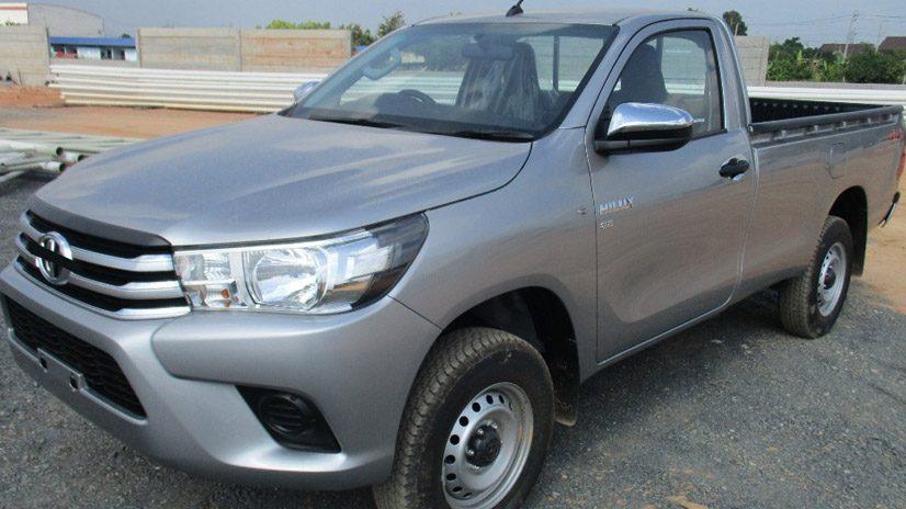 Toyota Hilux Revo Standard Cab 4 215 4 Trust Motors Toyota