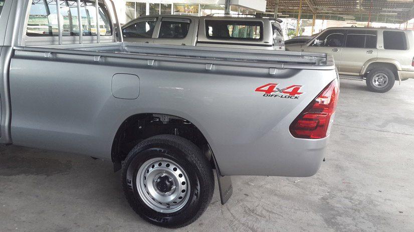Toyota Safety Connect >> Toyota Hilux Revo Standard Cab 4×4   Trust Motors-2020 Toyota Hilux Revo Rocco 4WD- Thailand ...