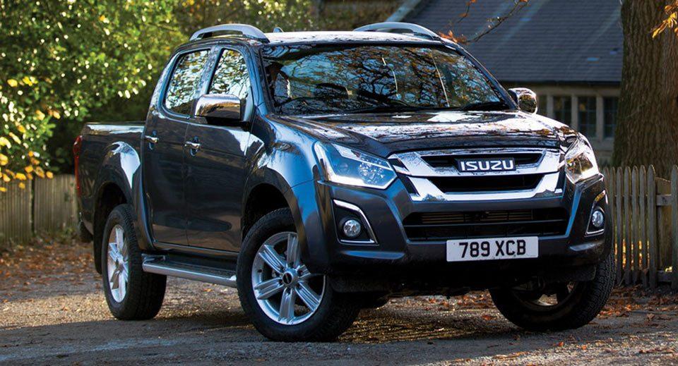 Isuzu D max V cross 2018-19 Exporter | Trust Motors-Toyota