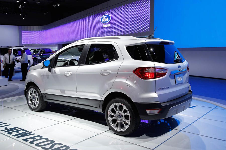 Ford Eco-sport 2018-19 Exporter Export | Trust Motors-2020 ...