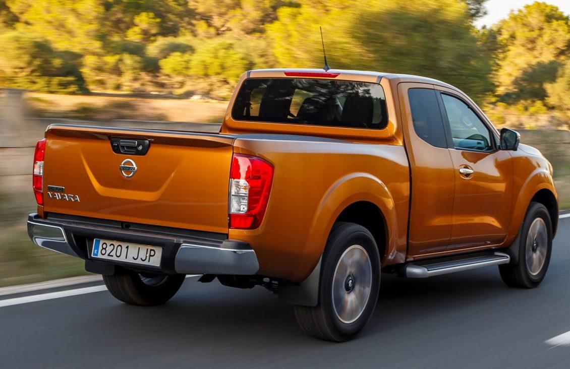 Nissan NP300 Navara Double cab exporter | Trust Motors ...
