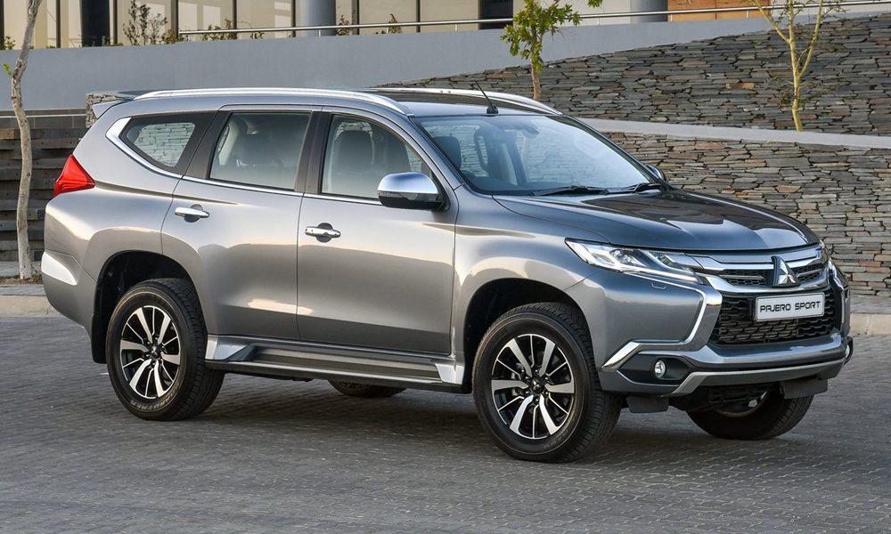 Mitsubishi Pajero Sports Export Exporter Trust Motors