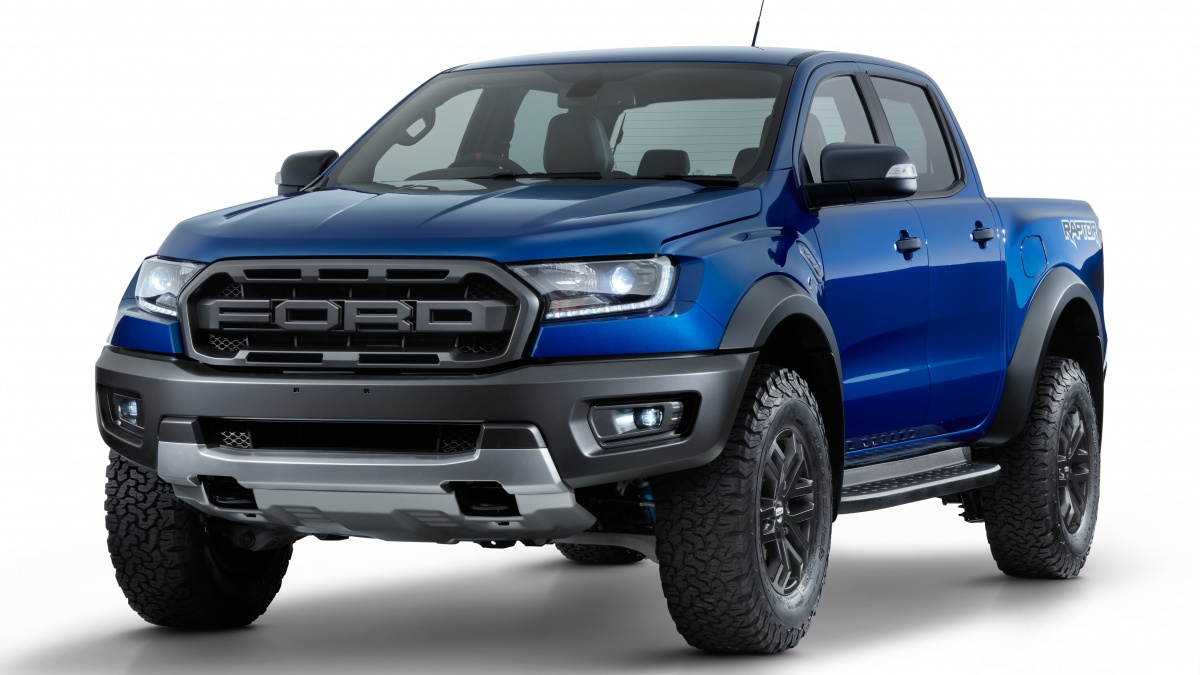 Ford Ranger Raptor 2018-19-20