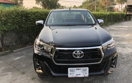 Toyota Hilux Revo 2019-2020 Smart cab 4×4 2.4 e
