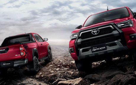 Toyota Hilux Revo 2020 2021 Facelift Toyota Hilux Revo Rocco facelift 2020 2021 Export pictures specification