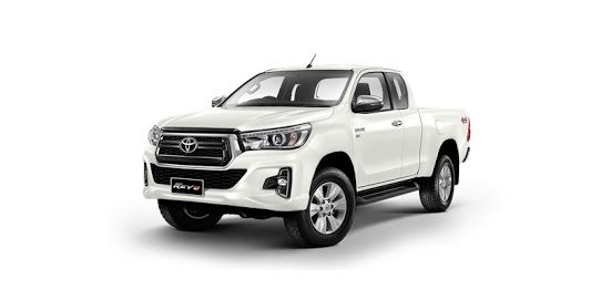 Toyota hilux revo rocco smart cab 2.8G M/T 2019   Trust ...