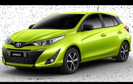 Toyota Yaris Export Toyota Vitz Export Exporter | Trust ...